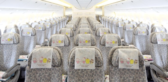 Adorable Flying: Hello Kitty Jets Have Come To America!