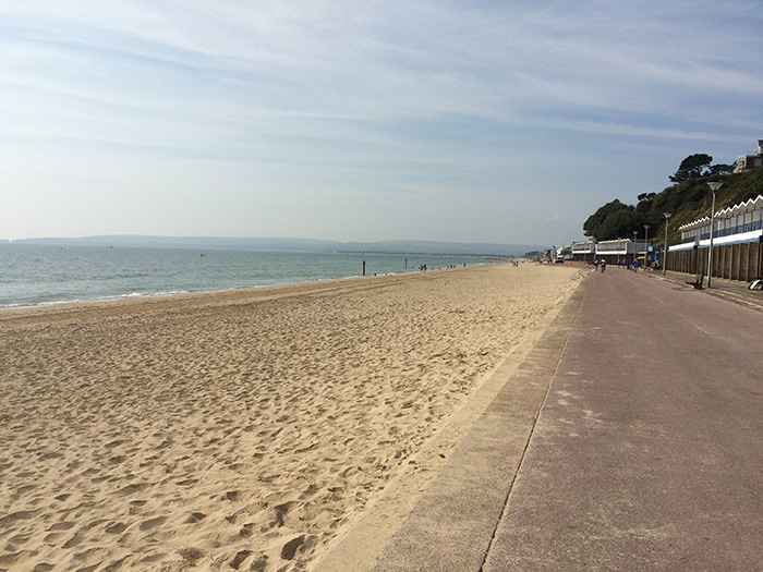Lazy Hazy Autumn Days On Sandbanks