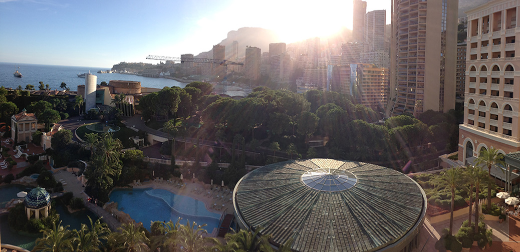 Sea View Sale At The Monte Carlo Bay Hotel & Resort