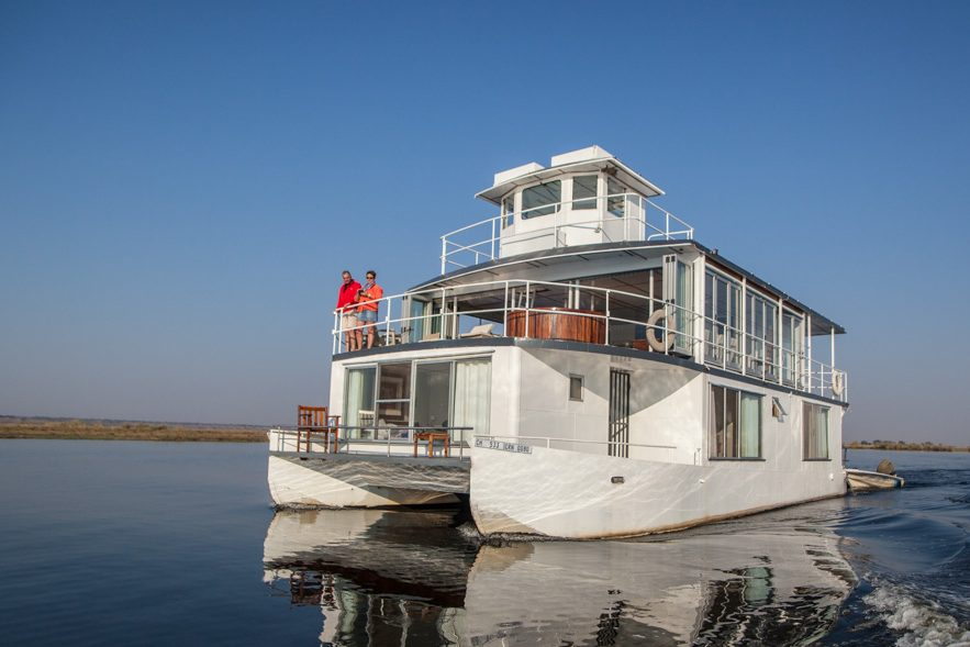 Ichobezi Safari River Cruising