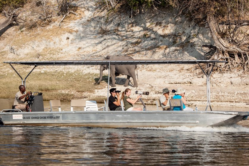 Ichobezi Safari River Boat