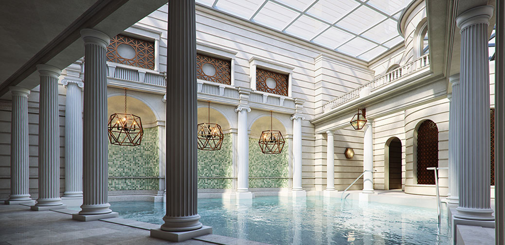 New Hotel Openings: The Gainsborough Bath Spa