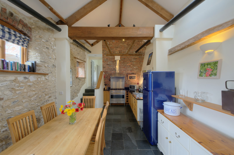Higher Wiscombe Luxury Cottages In Devon