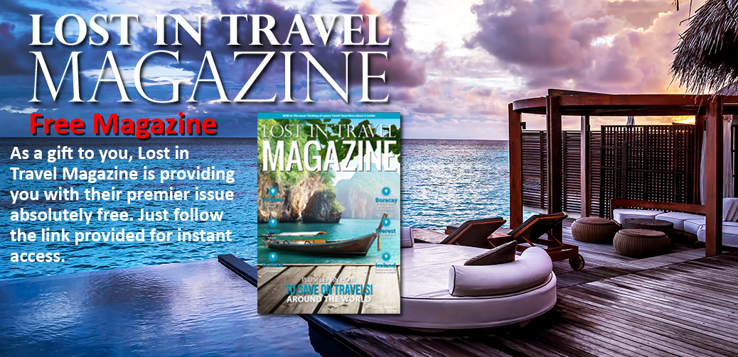 Lost In Travel Magazine