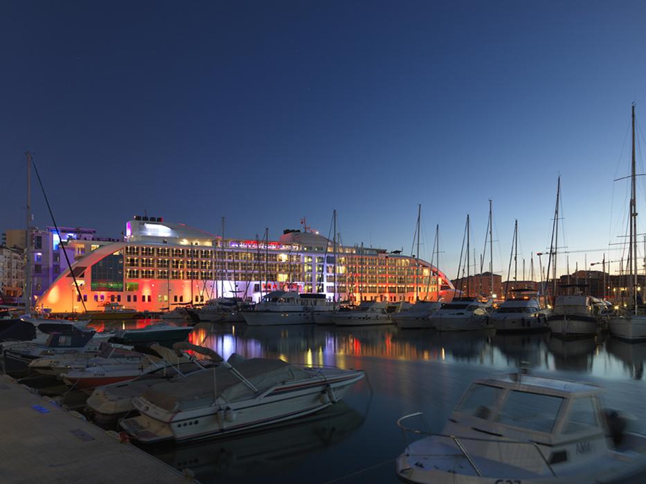 Sunborn Gibraltar The Five Star Luxury Super Yacht Hotel