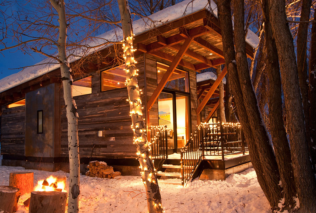 Fireside Resort Luxury Lodging In Jackson Hole Rentals