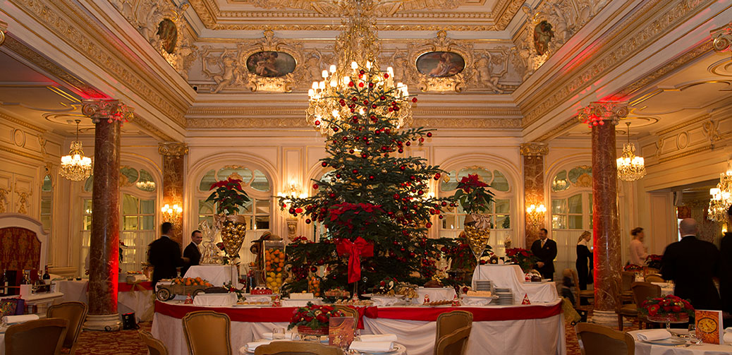 a family christmas at the hotel hermitage monte