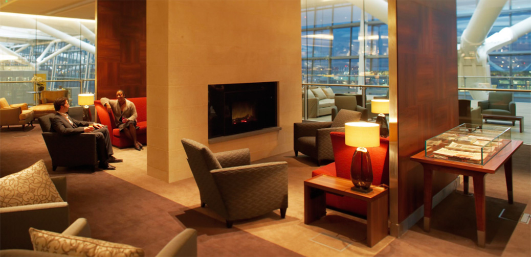 London Heathrow Terminal 5 Lounges