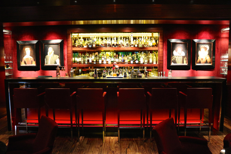 Four Seasons London Amaranto Bar & Restaurant