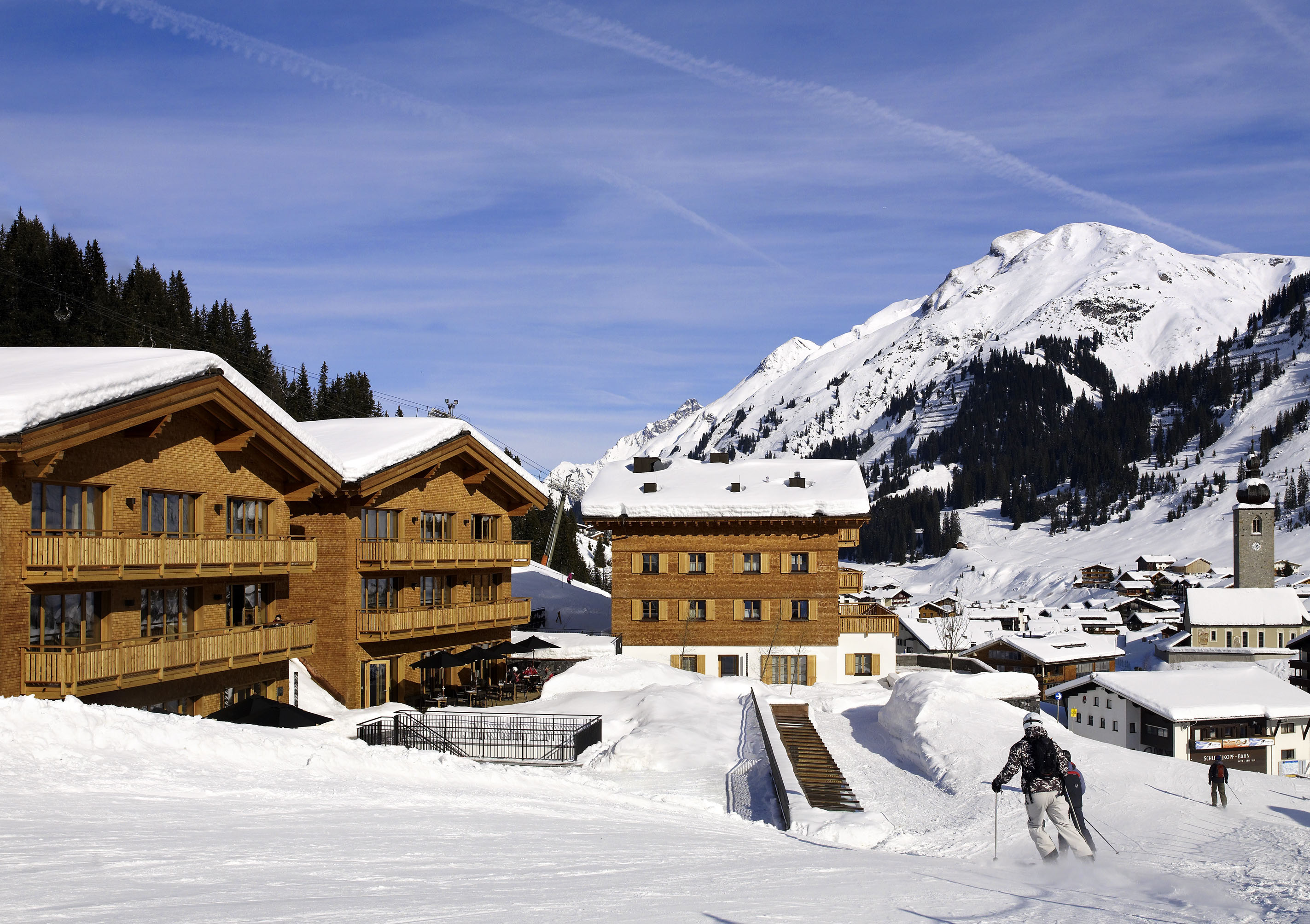 Luxury Ski Hotel Aurelio in Lech
