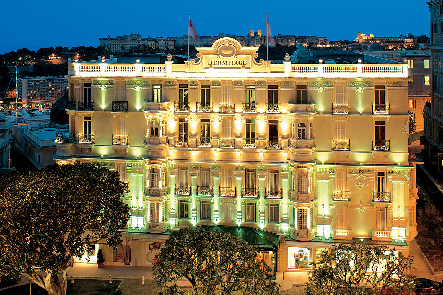 A Family Christmas At The Hotel Hermitage Monte-Carlo