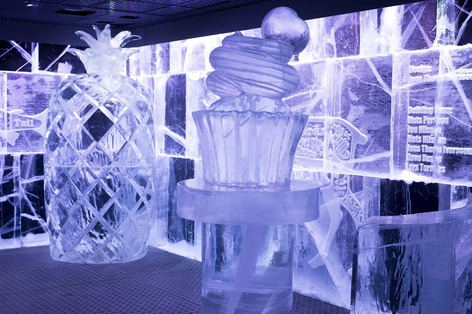 ICEBAR London Cool Down After Shopping