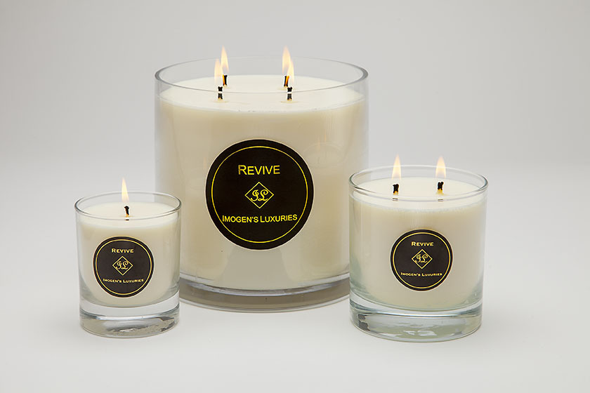Imogen's Luxuries Candles that Smell Like Christmas!