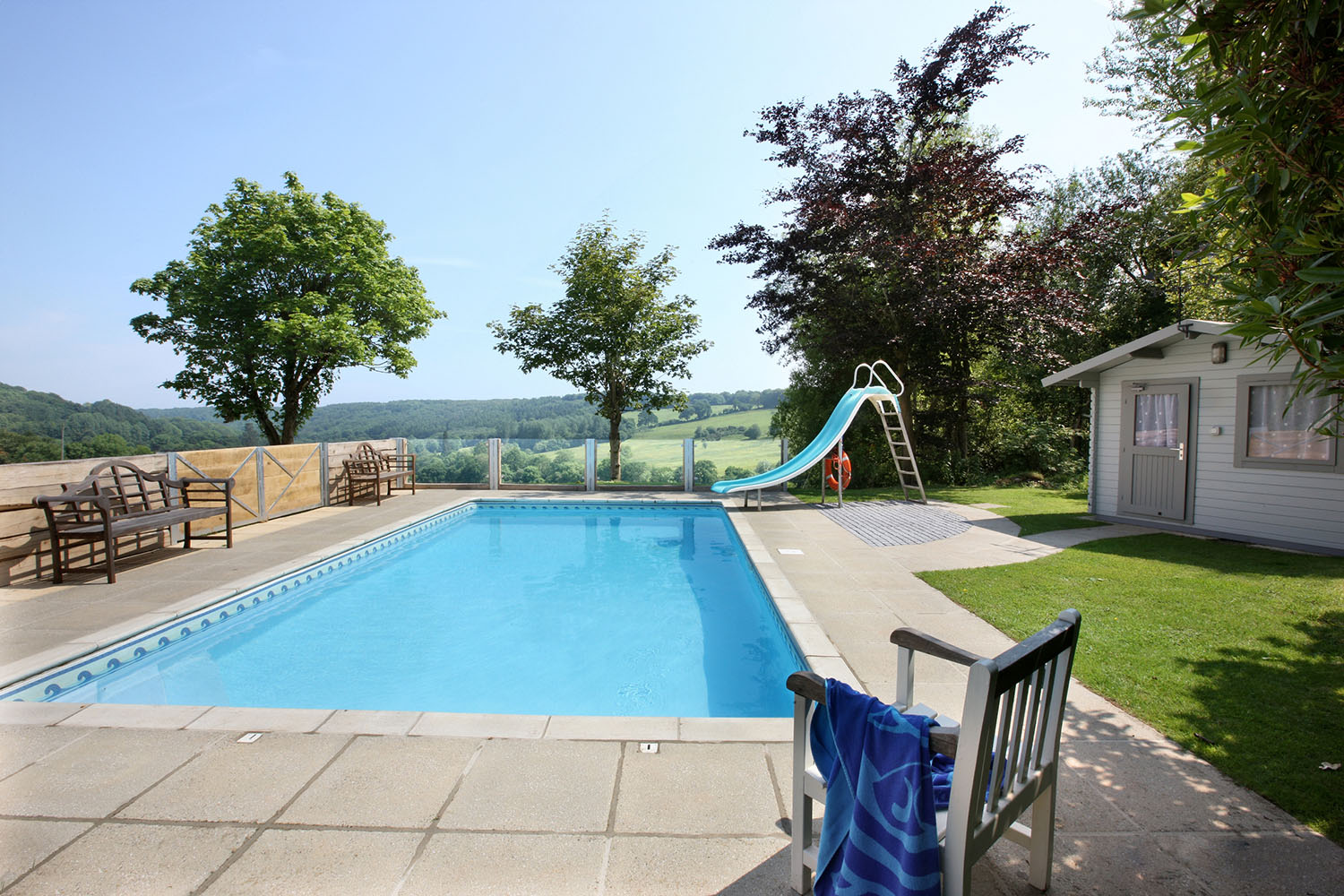Higher Wiscombe Luxury Cottages In Devon Rentals Accommodation Luxury Travel Diary