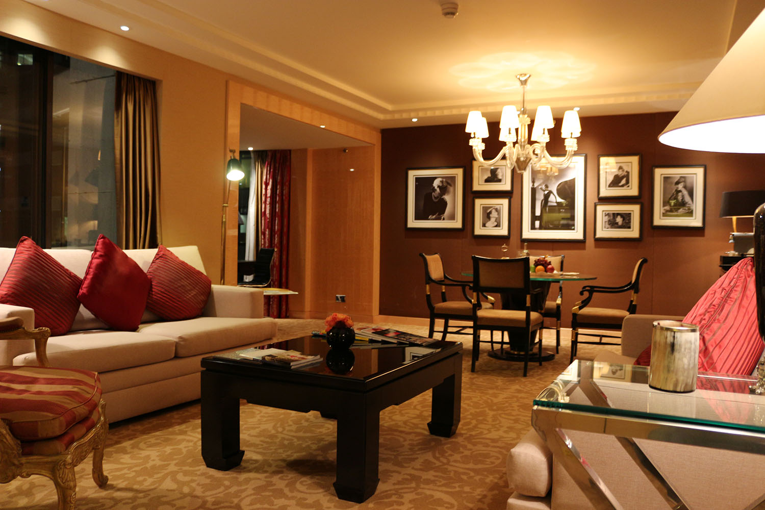 Four Seasons London Hotel Review
