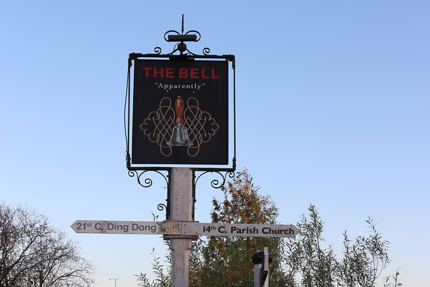 The Bell In Ticehurst