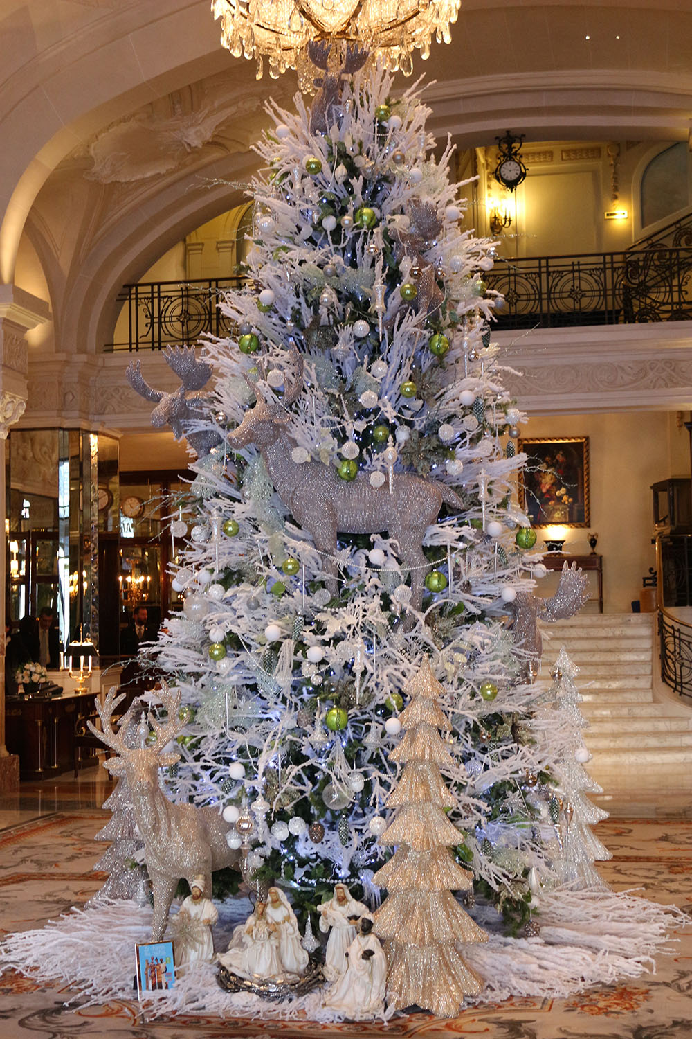 Christmas Trees In Monte-Carlo