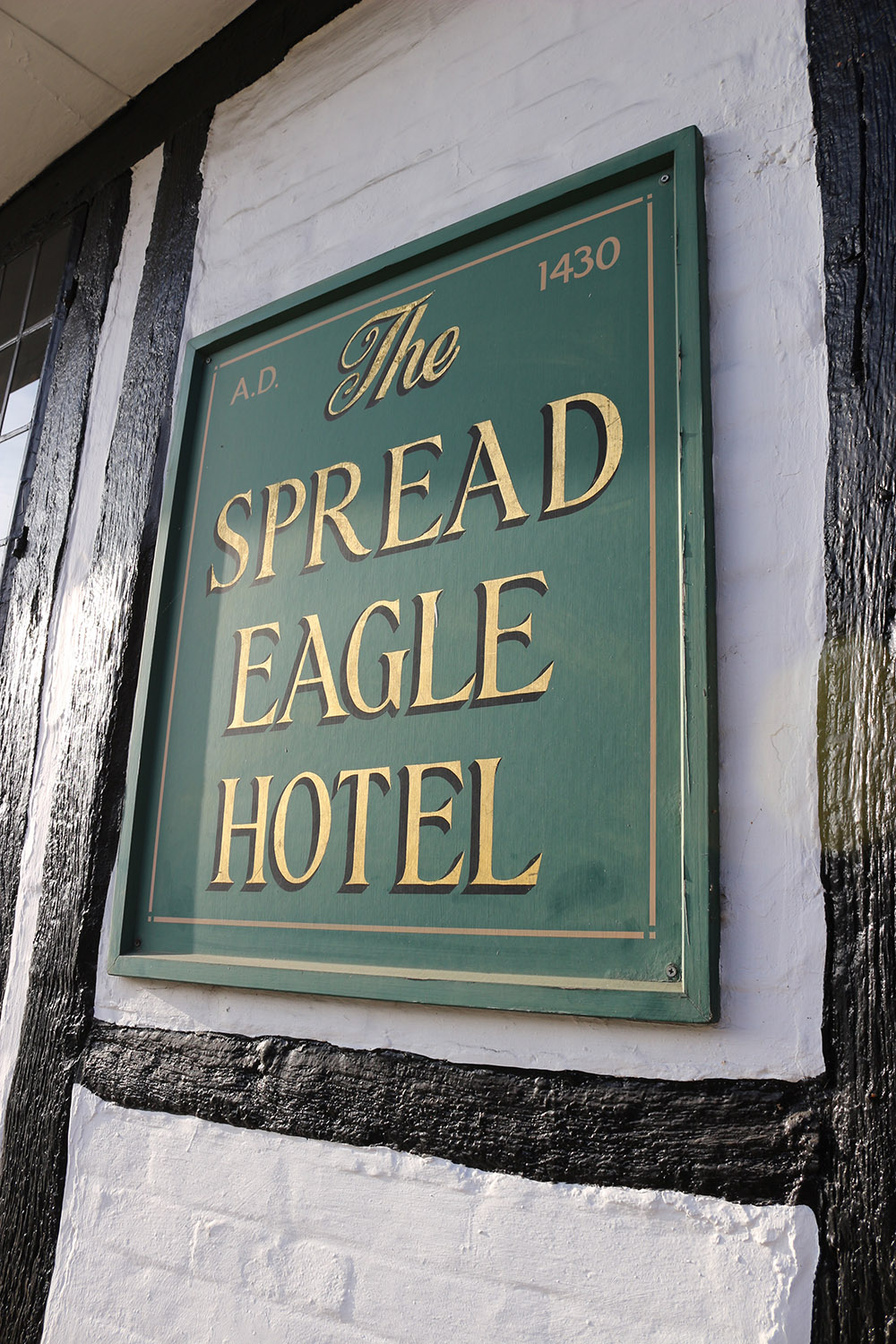 The Spread Eagle Hotel And Spa Review