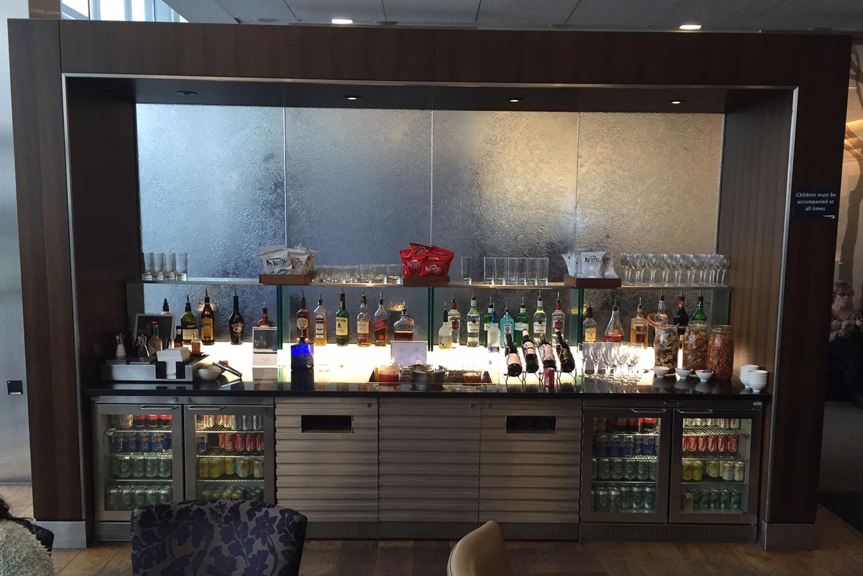 Review of British Airways Galleries Club Lounge Terminal 5