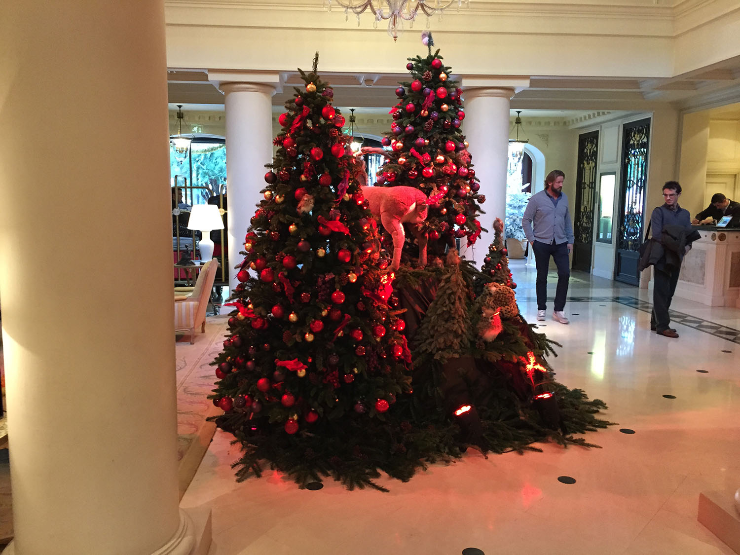 Christmas At The Hotel Hermitage Monte-Carlo