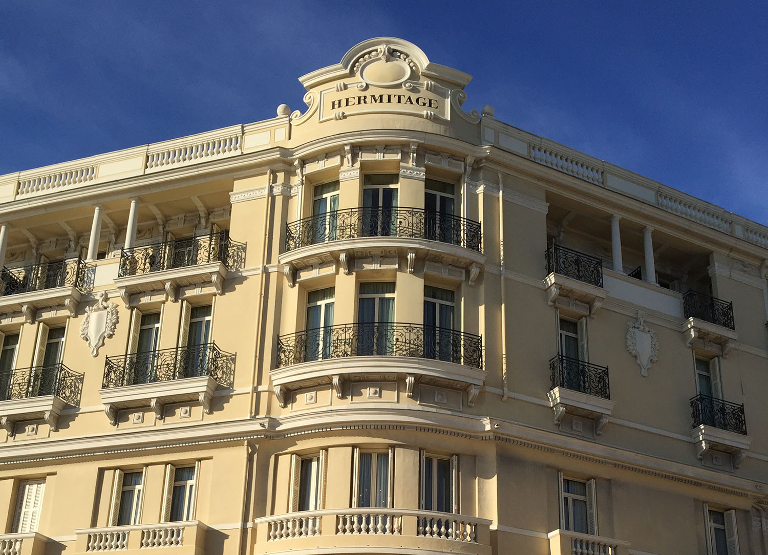 at the hotel hermitage monte carlo news luxury travel diary