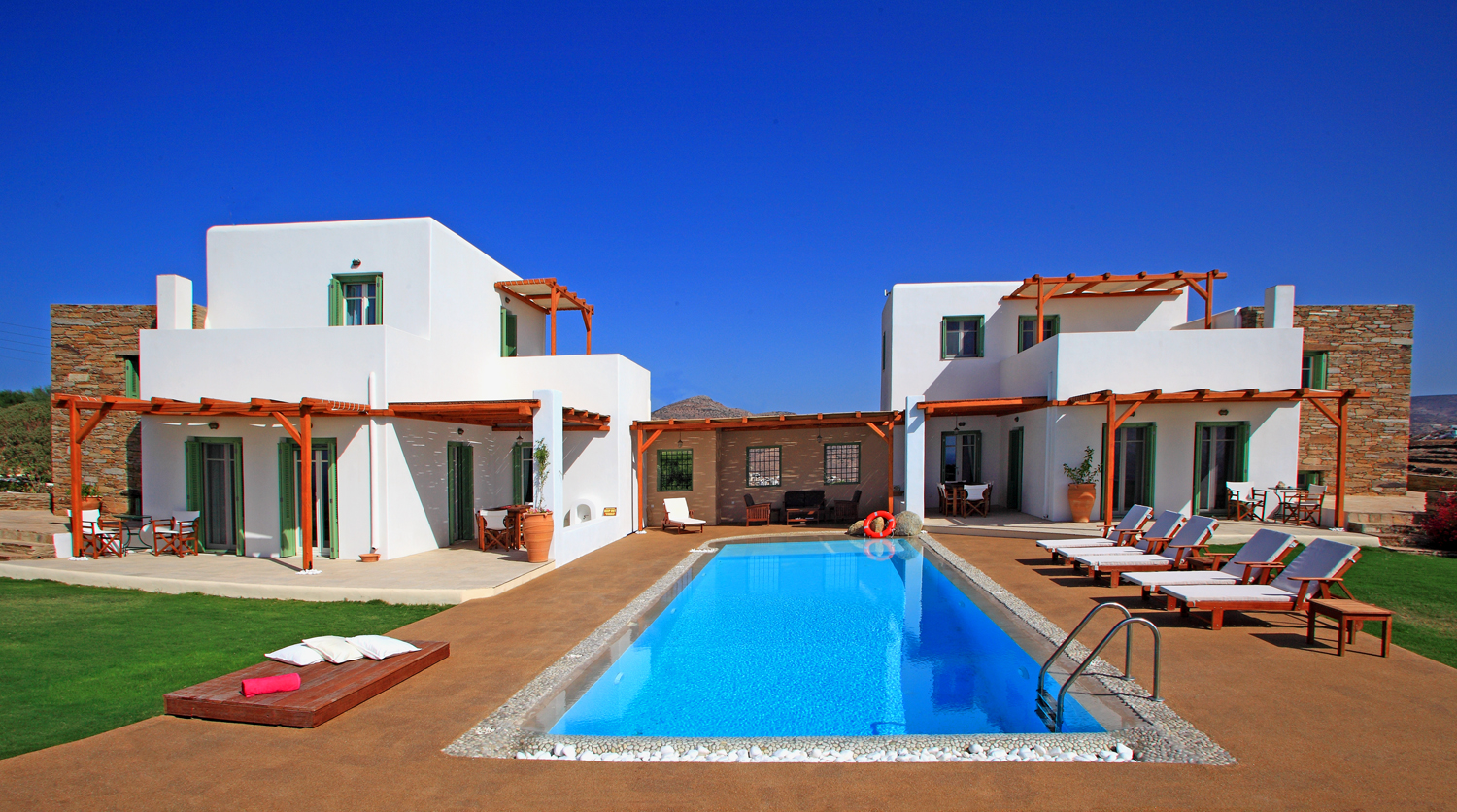 On The Rocks Villas Ios Greece Review