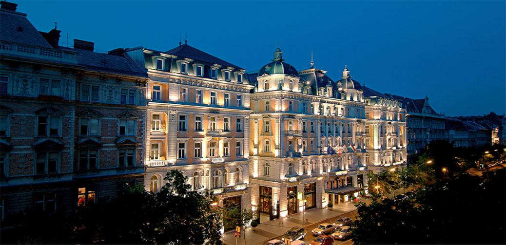 Plan your next luxury break with Corinthia