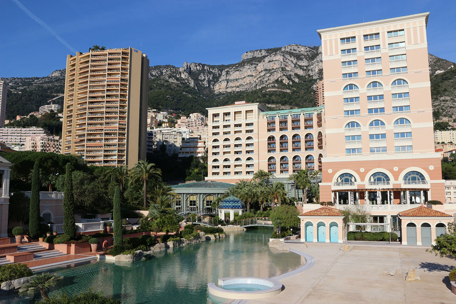 monte carlo bay hotel review hotels accommodation luxury travel diary. Black Bedroom Furniture Sets. Home Design Ideas