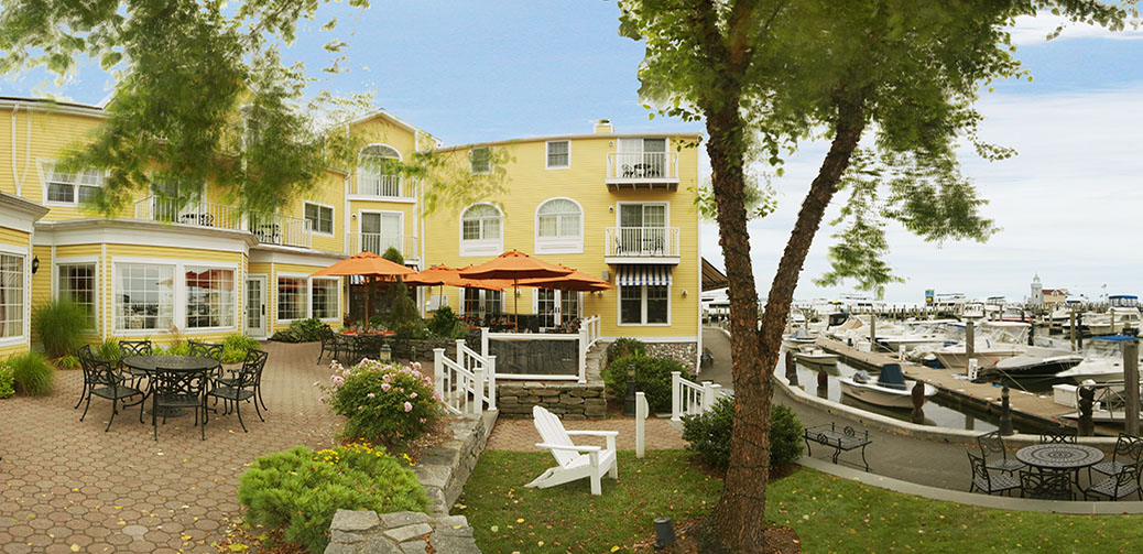 Saybrook Point Inn & Spa Hotel Review