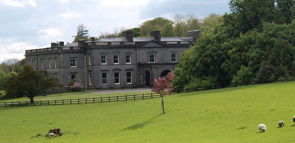 Temple House, County Sligo, Ireland