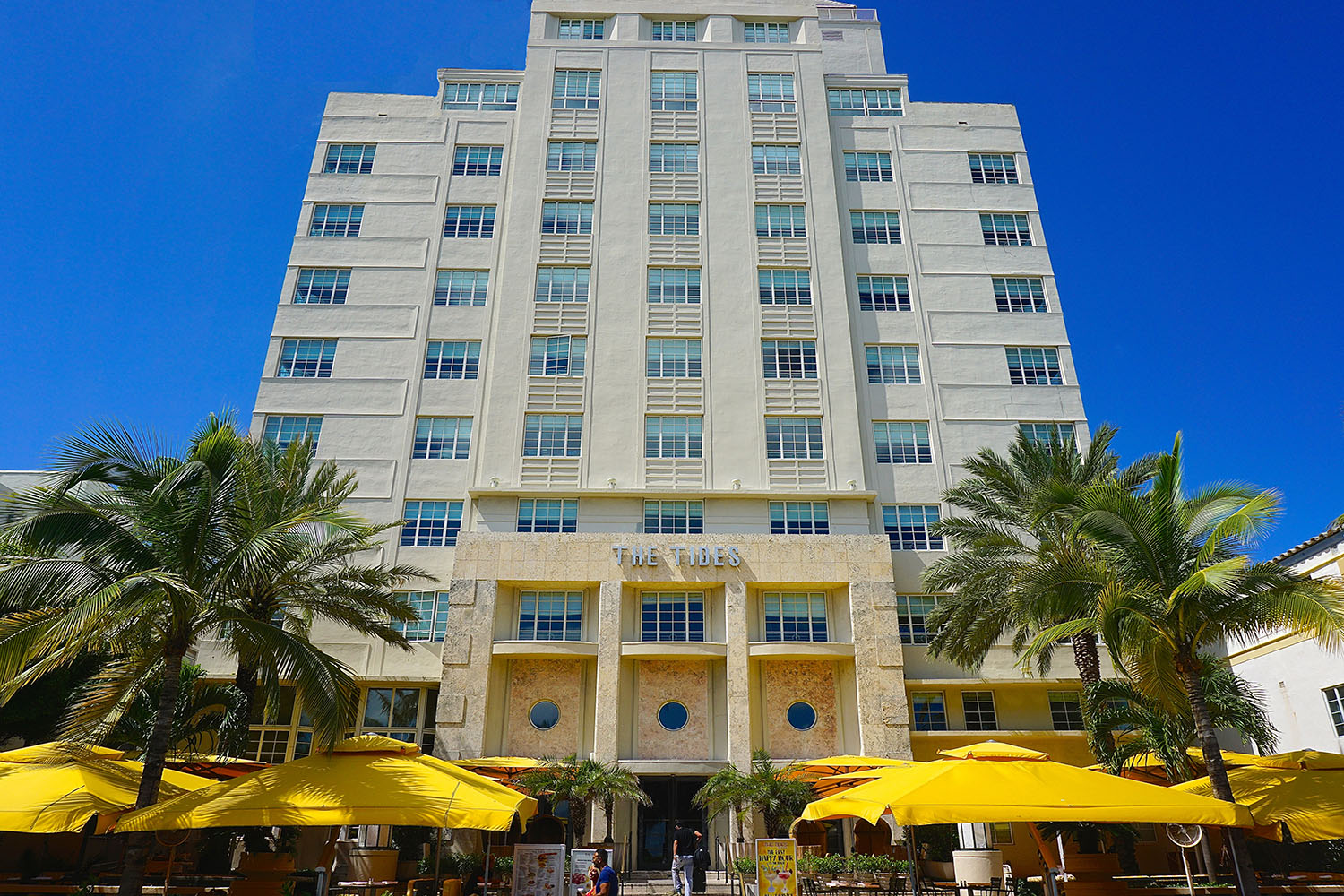 The Tides South Beach Review