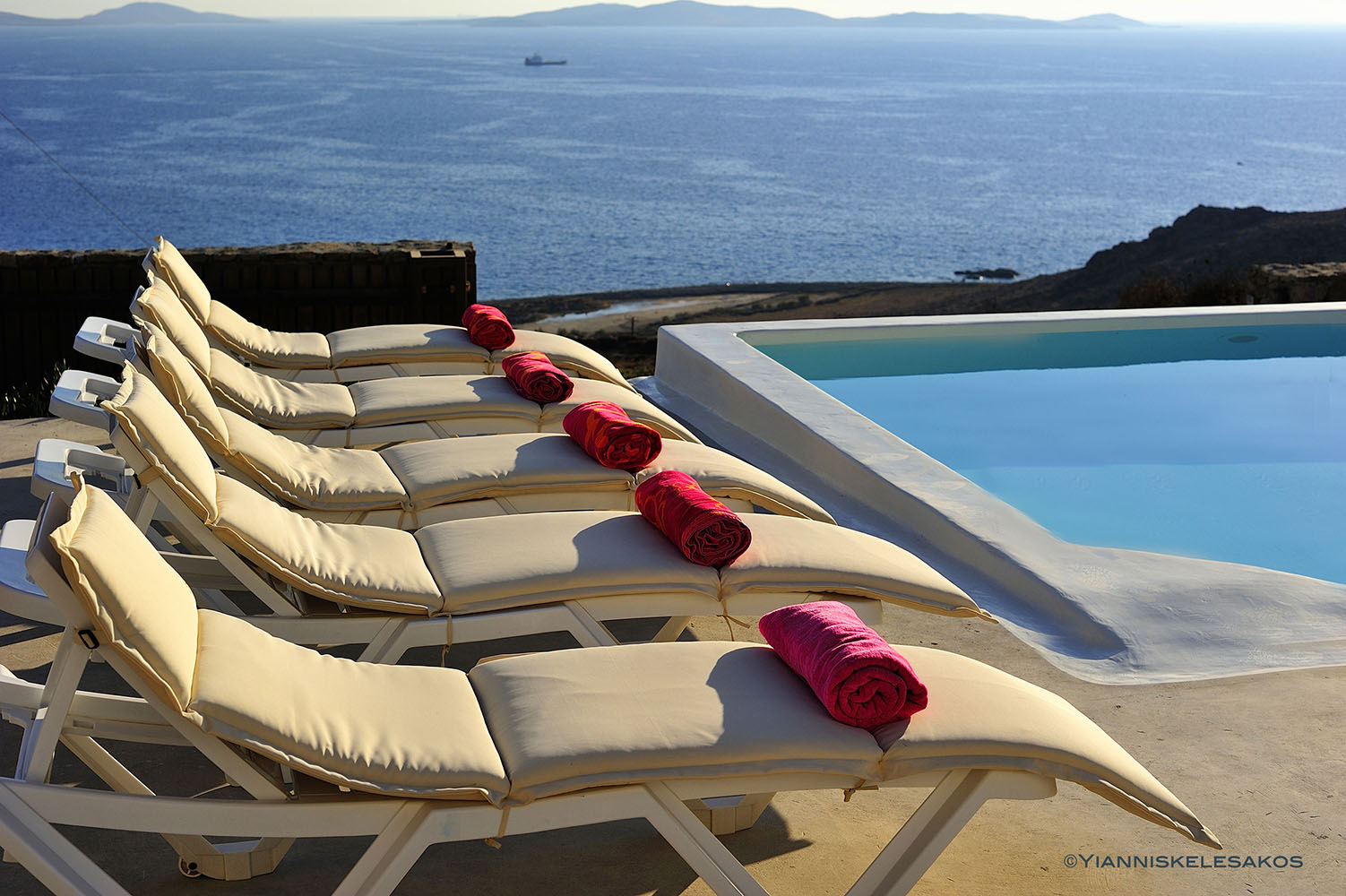 Blue Villas Collection in Mykonos & Santorini