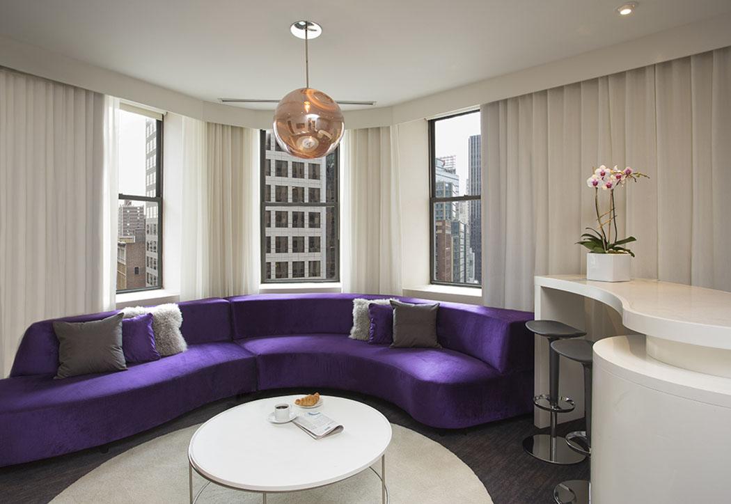 Dream Midtown, New York Review