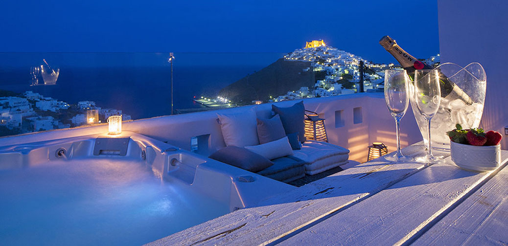 Melograno Villas Astypalaia Greece Review