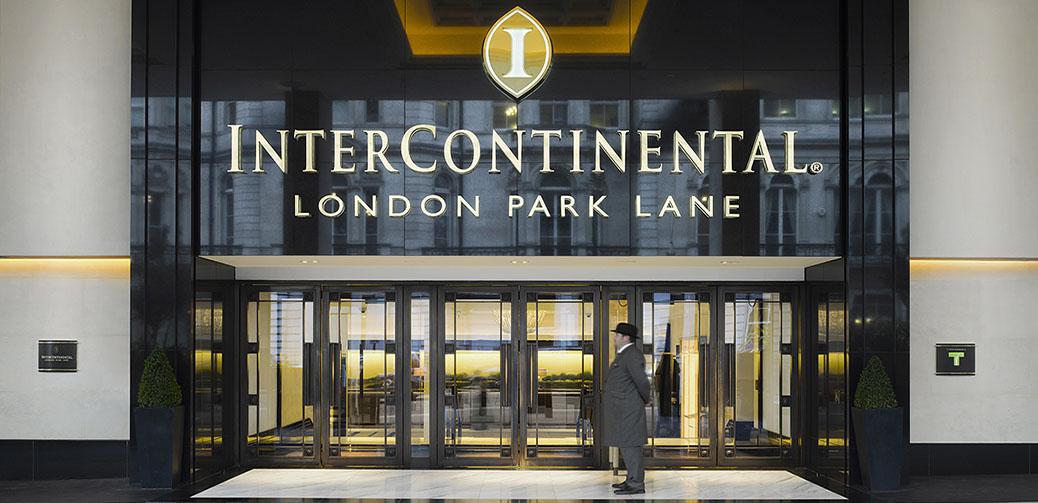 Buy 100,000 IHG Intercontinental Points Offer