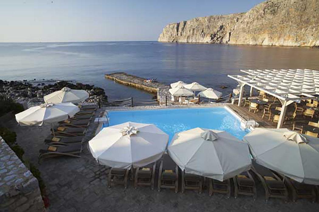 Kyrimai Hotel, Mani Greece Review