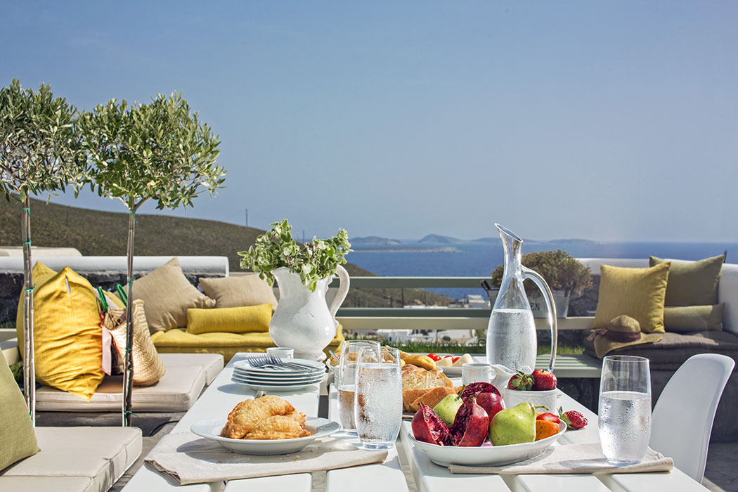Melograno Villas Astypalaia Greece Review