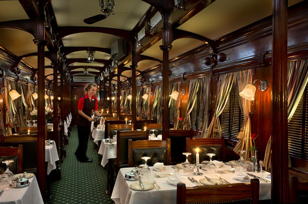 Rovos Rail Luxurious Train Review