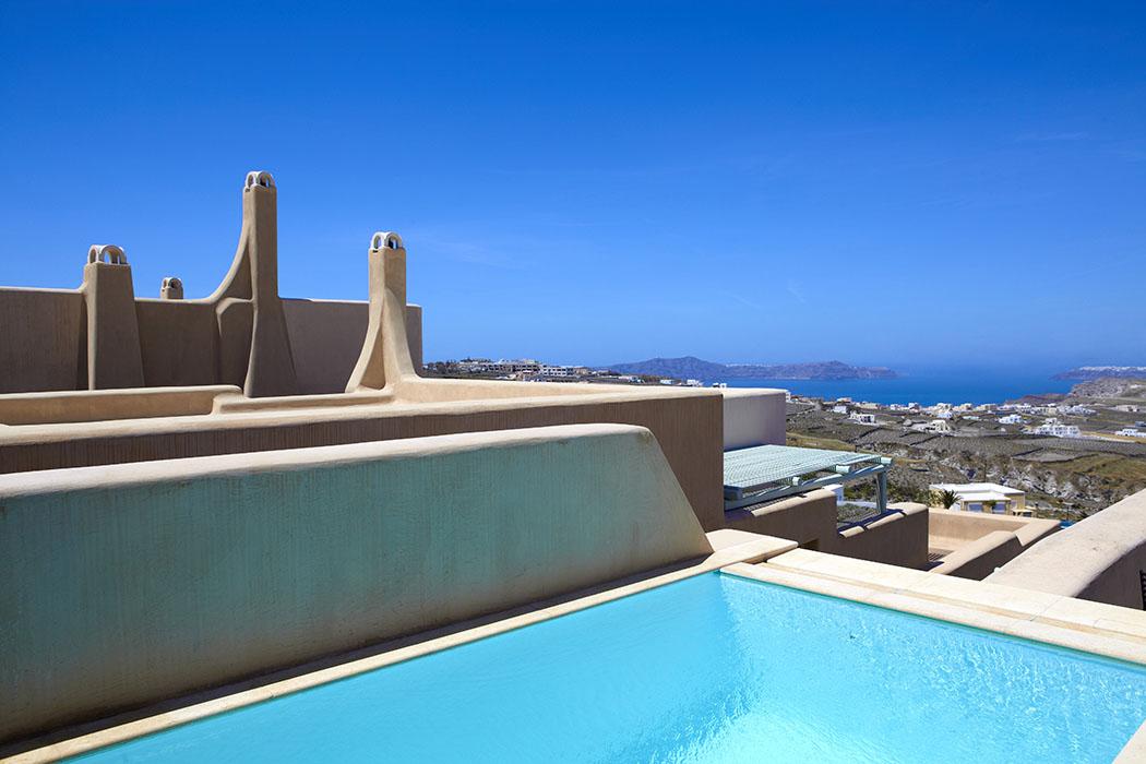 Voreina Gallery Suites, Santorini Review