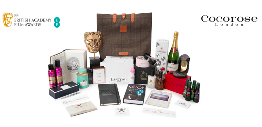 Win A BAFTA Gift Bag With Cocorose