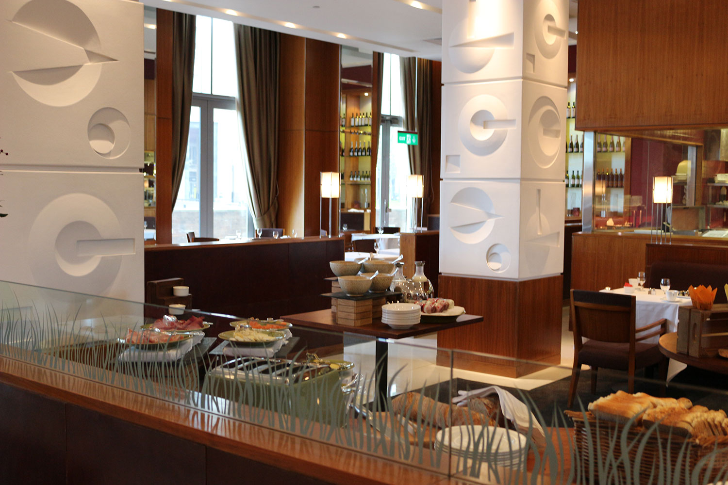 Four Seasons Canary Wharf London Review