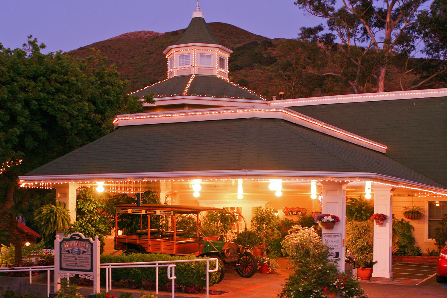 Apple Farm Inn San Luis Obispo Review
