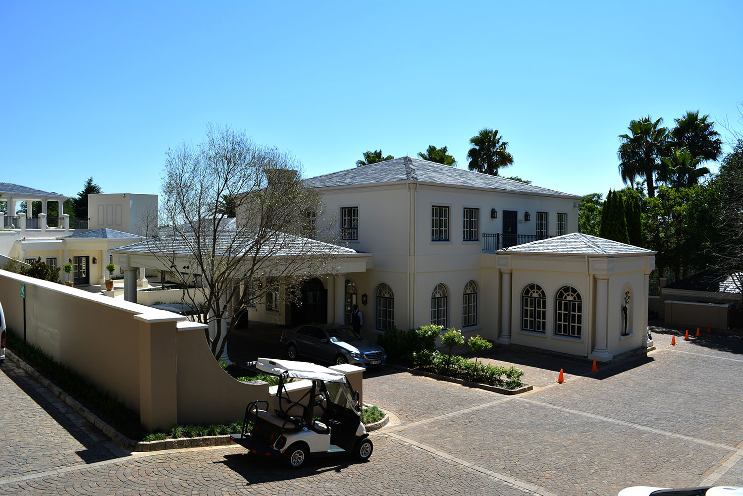 Four Seasons The Westcliff, Johannesburg Review