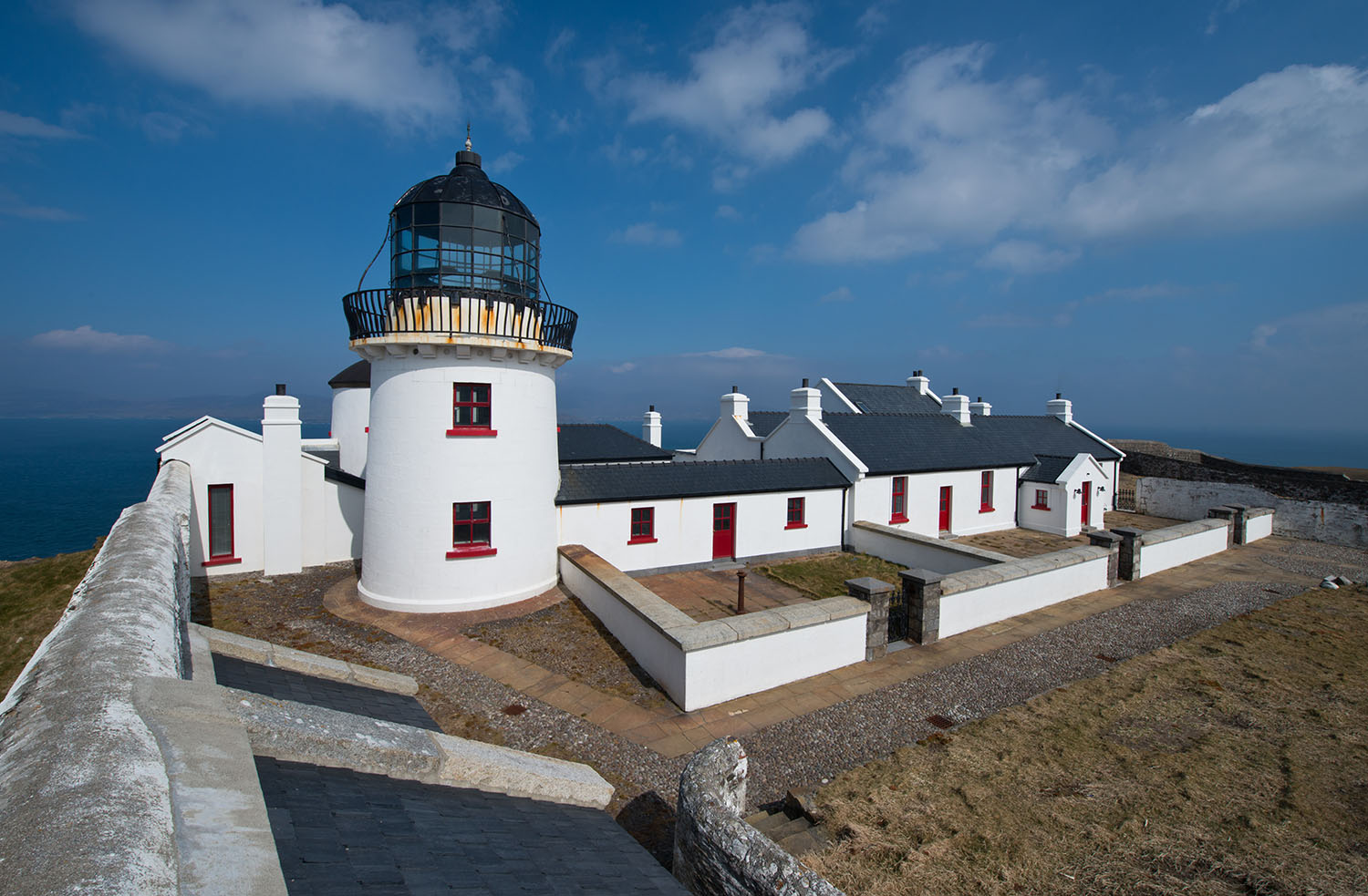 Clare Island Lighthouse Review