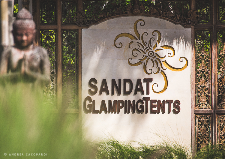 Sandat Glamping Tents Review, Bali