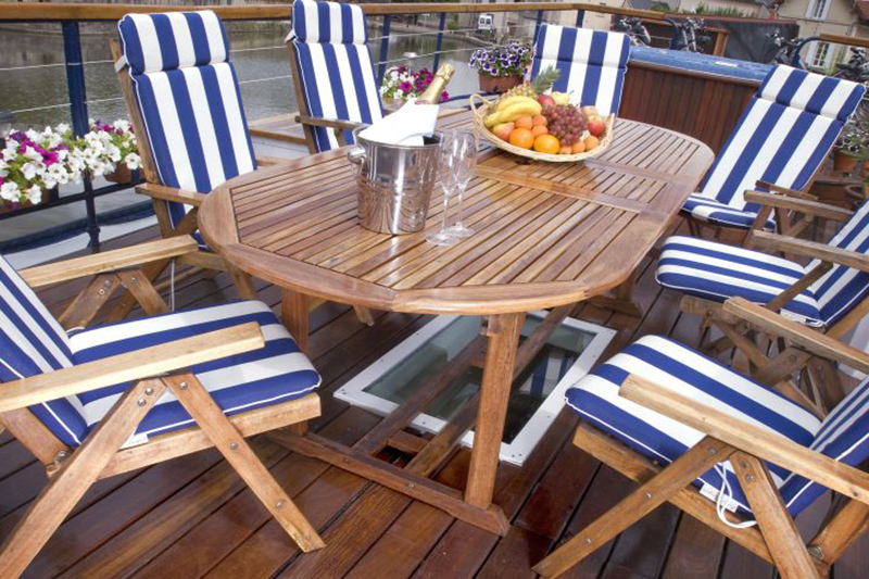 European Waterways Luxury Hotel Barge Cruises