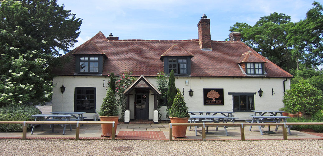 The Yew Tree Hampshire, Review