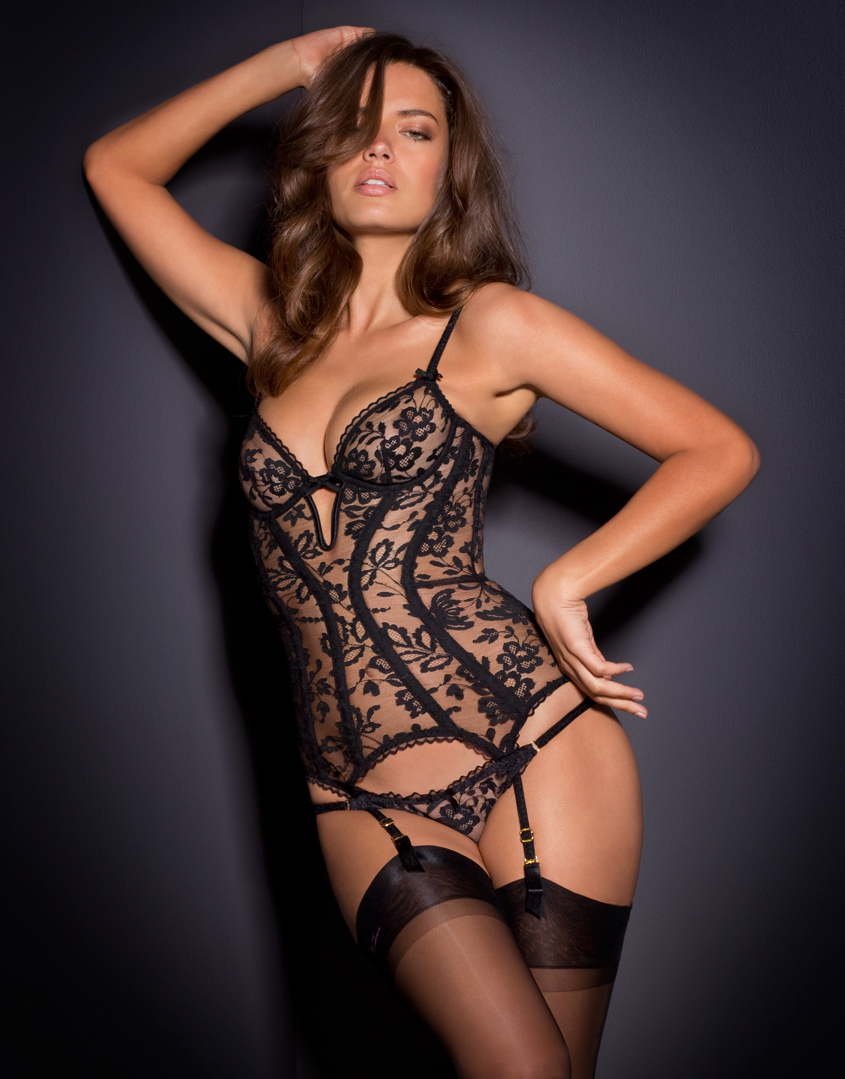 Agent Provocateur Spring Summer 2015 – Clothing – Style – Luxury ... 25749994e