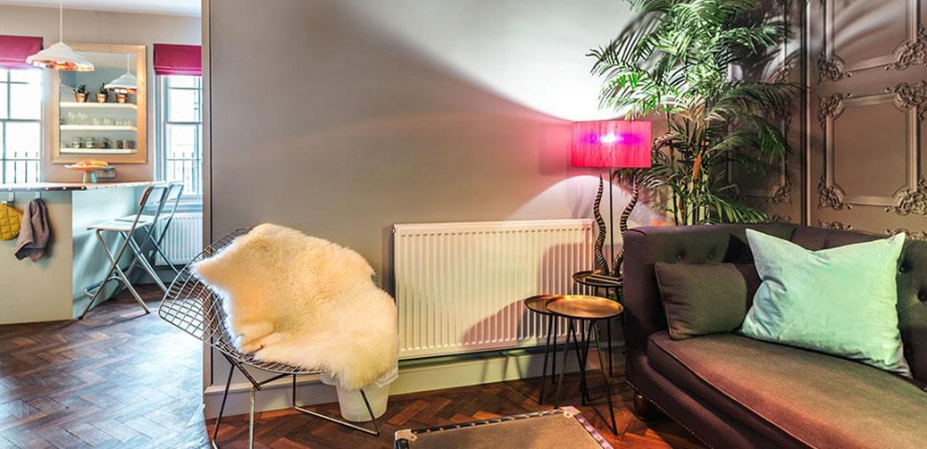 Our Bijou Apartment, Edinburgh