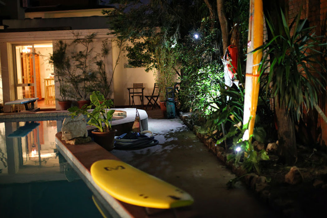 Surf Break In Portugal At Carcavelos Surf House